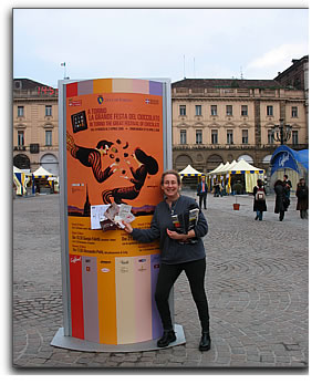 Turin Chocolate Fair
