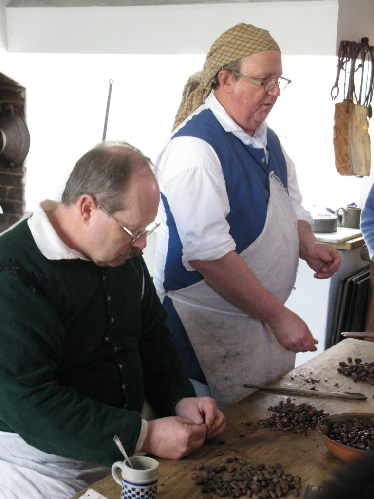 Colonial Chocolate Making (Williamsburg)